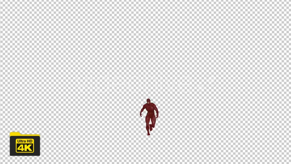 Superhero Running Videohive 19735654 Motion Graphics Image 4