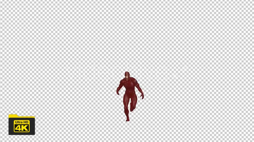 Superhero Running Videohive 19735654 Motion Graphics Image 6