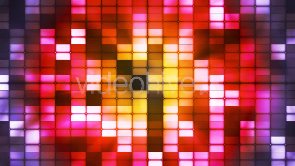 Twinkling Hi Tech Cubic Smoke Light Patterns Pack 02 Videohive 6729715 Motion Graphics Image 11