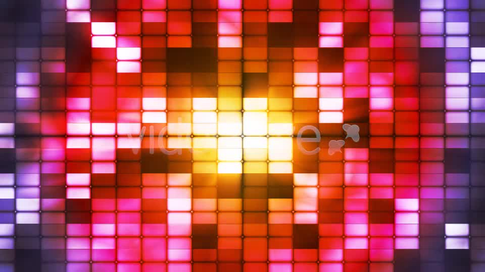 Twinkling Hi Tech Cubic Smoke Light Patterns Pack 02 Videohive 6729715 Motion Graphics Image 12