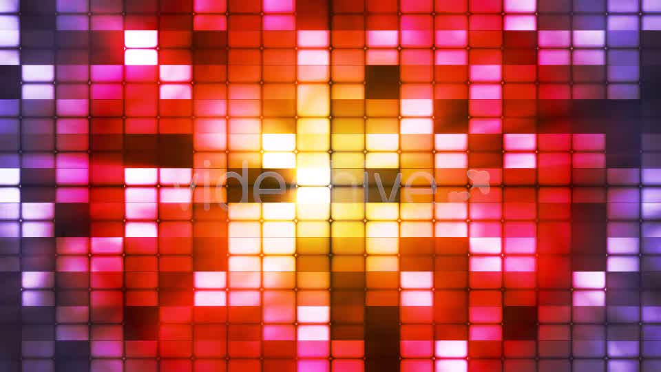 Twinkling Hi Tech Cubic Smoke Light Patterns Pack 02 Videohive 6729715 Motion Graphics Image 13