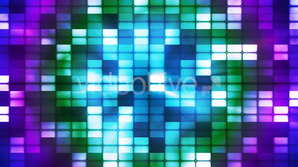 Twinkling Hi Tech Cubic Smoke Light Patterns Pack 02 Videohive 6729715 Motion Graphics Image 3