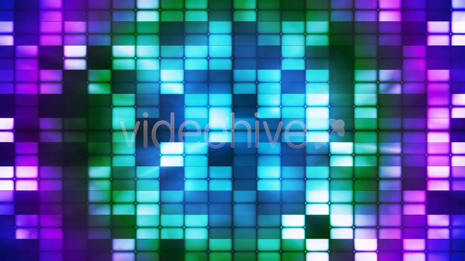 Twinkling Hi Tech Cubic Smoke Light Patterns Pack 02 Videohive 6729715 Motion Graphics Image 4