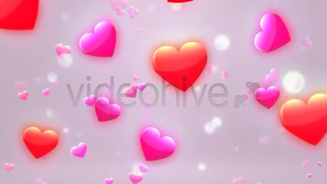 Valentine Hearts Videohive 6683967 Motion Graphics Image 10