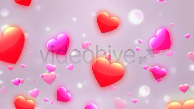 Valentine Hearts Videohive 6683967 Motion Graphics Image 2