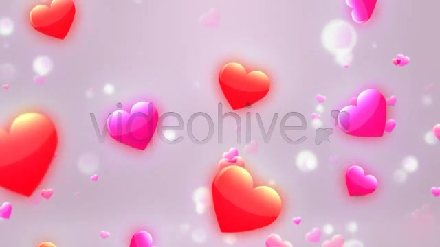 Valentine Hearts Videohive 6683967 Motion Graphics Image 3