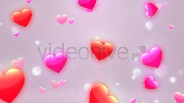 Valentine Hearts Videohive 6683967 Motion Graphics Image 4