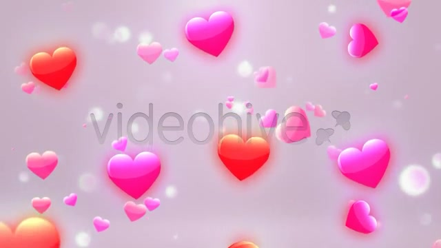 Valentine Hearts Videohive 6683967 Motion Graphics Image 5