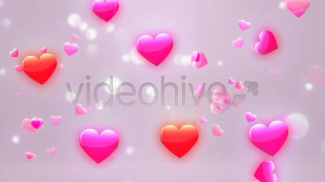 Valentine Hearts Videohive 6683967 Motion Graphics Image 6