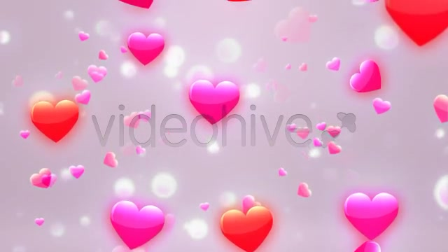 Valentine Hearts Videohive 6683967 Motion Graphics Image 7