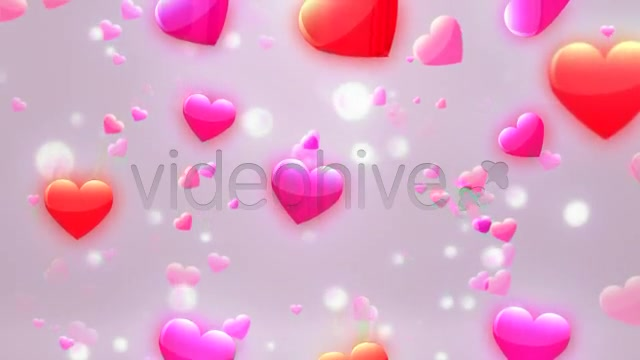 Valentine Hearts Videohive 6683967 Motion Graphics Image 8