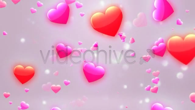 Valentine Hearts Videohive 6683967 Motion Graphics Image 9
