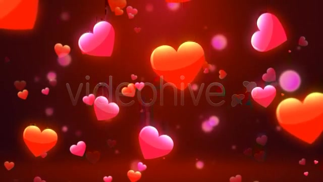 Valentine Love Hearts Videohive 6669301 Motion Graphics Image 10