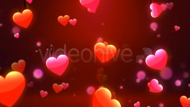 Valentine Love Hearts Videohive 6669301 Motion Graphics Image 4