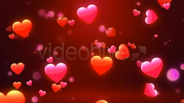 Valentine Love Hearts Videohive 6669301 Motion Graphics Image 5