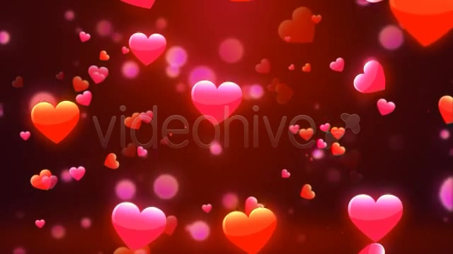 Valentine Love Hearts Videohive 6669301 Motion Graphics Image 7