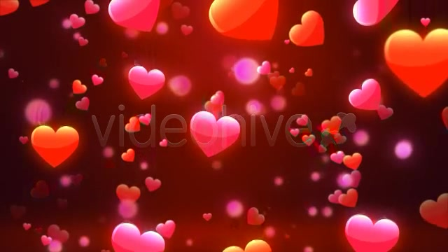 Valentine Love Hearts Videohive 6669301 Motion Graphics Image 8