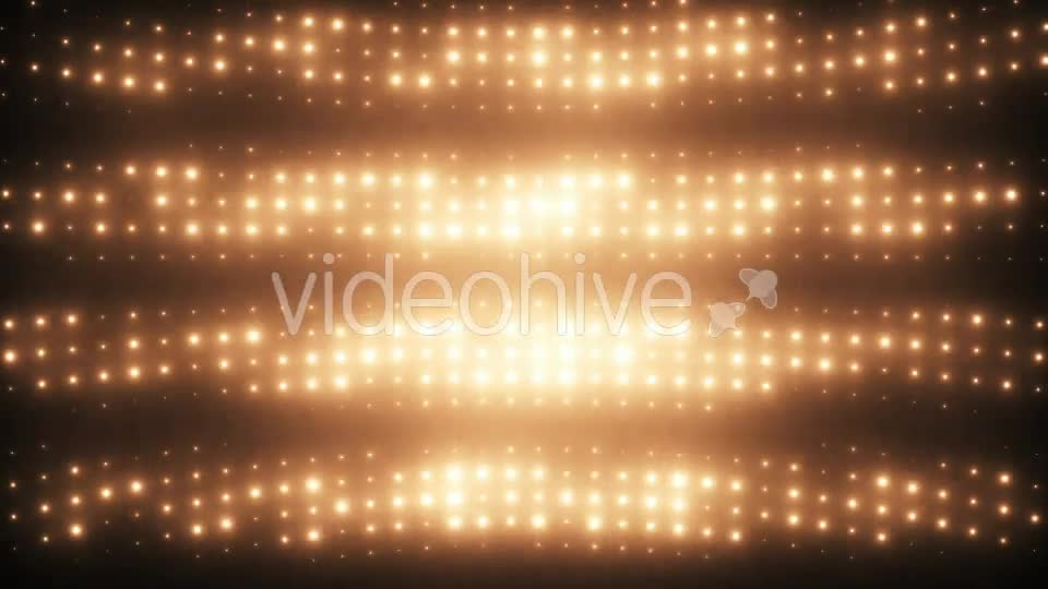 Wall of Lights VJ Loop v.3 Videohive 19699800 Motion Graphics Image 1