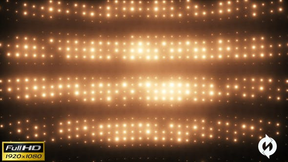 Wall of Lights VJ Loop v.3 - Videohive Download 19699800