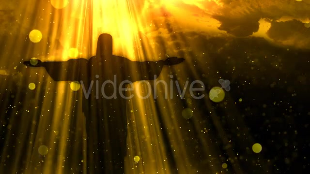 Worship Background Christ the Redeemer Videohive 19826900 Motion Graphics Image 3