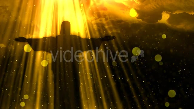 Worship Background Christ the Redeemer Videohive 19826900 Motion Graphics Image 5