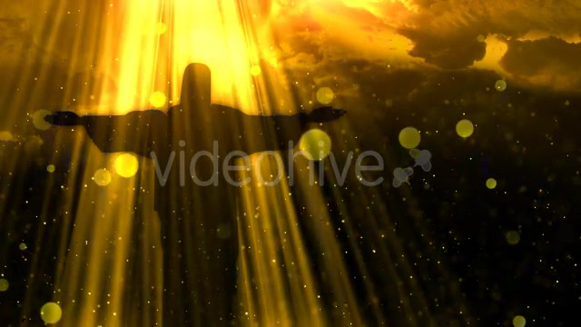 Worship Background Christ the Redeemer Videohive 19826900 Motion Graphics Image 6